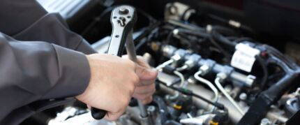 Qualified mechanic