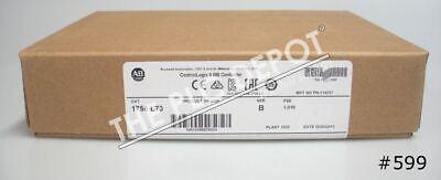 2020 Factory Sealed Allen Bradley 1756-l73 B Controllogix Controller 599