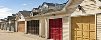 Garage door service and repair best price