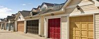 Garage door service and repair best price