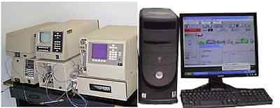 Hplc Waters 600 Pump And Controller 996 Pda Detector 717 As Sw Loaded In Pc