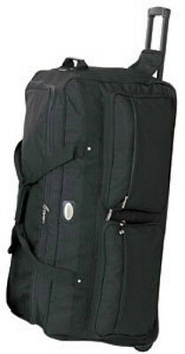 Large 36 Inch Rolling Wheeled Duffel Bags Luggage Travel New 8996 Wheels Duffle