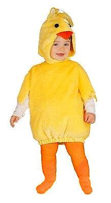 Jungen Mädchen Kinder Kleinkinder Chick Kostüm Huhn Outfit Ostern 1-2 - Huhn Kleinkind Kostüm