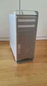 2010 Apple Mac Pro 5.1, 12 cores Xeon. 2x 2.66GHz, 16GB RAM, ATI Radeon HD 5770, A1289