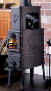 Morso Cast Iron Wood Stoves - 3 Stock Models - up to *12% Off