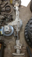 8.25 Rear Axle - 29 spline - with Locker and HD cover