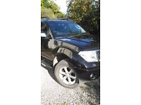 Nissan navara Double cab pick up DCI Outlaw