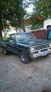 1984 Ford Ranger XLT