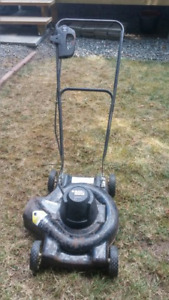 Electric Lawnmower For Sale