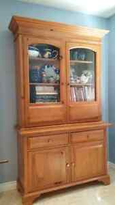 Shermag Open Home/Bowring Buffet and Hutch