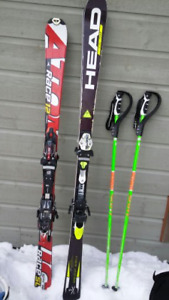 skis ATOMIC RACE SL-12