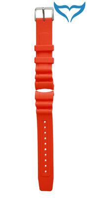 Citizen Promaster Armband 59-S52731 orange Kautschuk 23 mm BN0100-18E BN0100 NEU