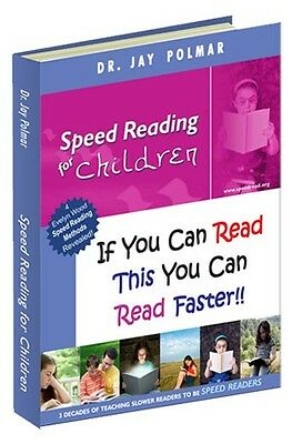 Learn to speed read- children version-speed reading
