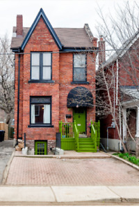 1BED APARTMENT FOR RENT NEAR QUEEN. ST WEST and DUFFERIN ST
