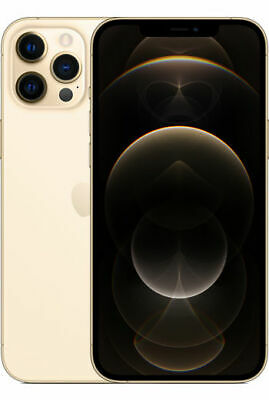 New Apple iPhone 12 Pro 256GB Gold International Unlocked Never Activated