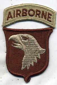 US-Army-101st-Airborne-Division-Desert-Tan-Patch-W-Tab