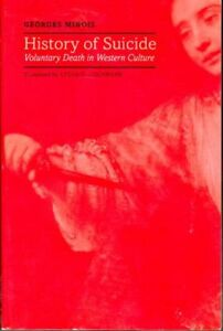 History of Suicide: Voluntary Death in Western Culture