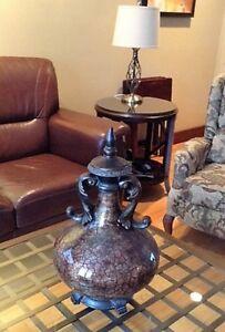 Vase urne antique