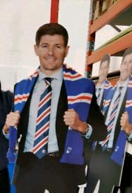 Steven Gerrard Cut Out