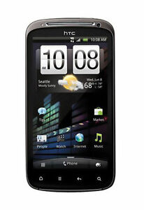 HTC Sensation 4G - 1GB - Black (Unlocked...