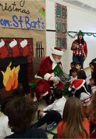 Santa is coming.....