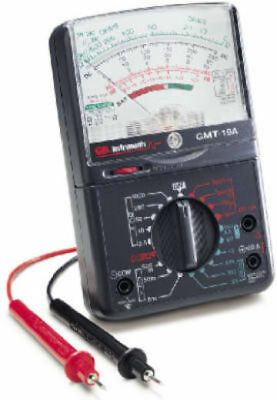Gardner Bender Gmt-319 Professional Quality Analog Multimeter
