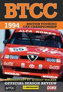 BTCC British Touring Car Championship - Official Season Review 1994 (New DVD)