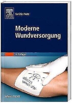 MODERNE WUNDVERSORGUNG, 4.Auflage, NEU/OVP