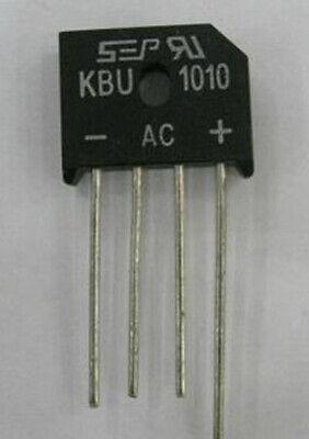 1pcs5pcs Kbu1010 10 Amp Silicon Bridge Rectifier