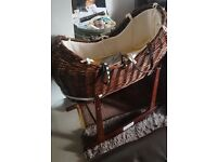 Perfect condition mkses basket for sale