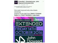 John Digweed tickets @ Concorde 2 Brighton