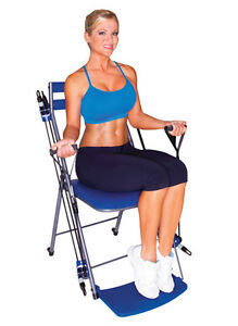 """Chair exerciser """"as seen on TV"""" Kitchener / Waterloo Kitchener Area image 2"""