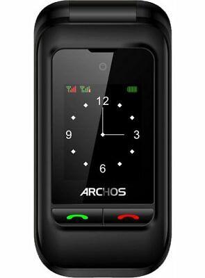 Archos F24 Flip Dual-SIM Klapphandy Dual SIM Handy Seniorenhandy NEU