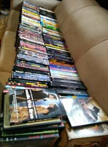 Movie/TV Series DVD Collection