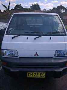2001 Mitsubishi Express.. needs engine Sans Souci Rockdale Area Preview