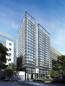 New Luxury Condo in Downtown Ottawa at Slater