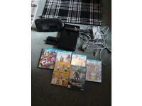 Wii U + 6 games All in Great Condition
