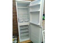 Indesit fridge freezer for sale