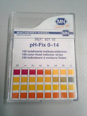 Ph Indicator Strips Special Range 0-14