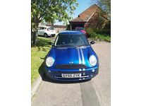 2005 mini one good condition recently serviced