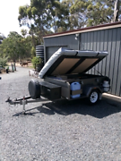 Austral Deluxe On Road Camper Trailer Echunga Mount Barker Area Preview
