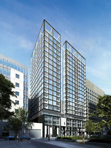 Brand New Luxury Condo in Downtown Ottawa at Slater