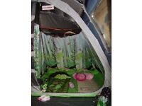 Outwell Kids Bedroom Pod suitable for Wolf Lake 7 (comes with bag)