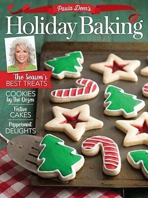 Paula Deen's Holiday Baking 2016 The Season's Best Treats Festive Cakes, Cookies ()