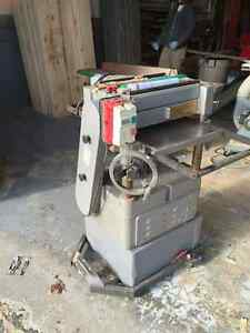 PLANER AND JOINTER