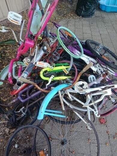Bike Parts 75 The Lot Other Gumtree Australia Gosnells Area