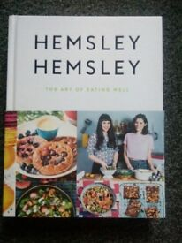 Cookery Book - Hemsley & Hemsley - The Art of eating Well - Hardback