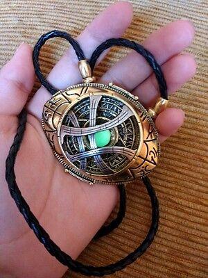 Dr Doctor Strange Avengers Infinity War Pendant Necklace Bracele Eye Of Agamotto