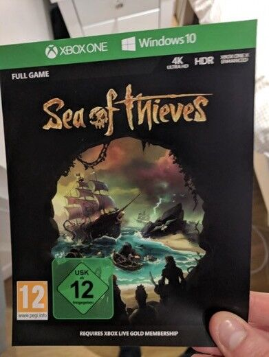 Download sea of thieves
