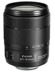 Canon's New EF-S 18-135mm f/3.5-5.6 IS Lens is the First with 'N